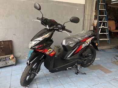 Honda Beat 110 SCOOTER KECIL ECO AVANTIZ SSH