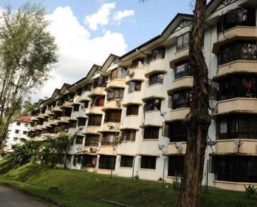 Riverdale Park Apartment 1046sf Bukit Antarabangsa Ampang (RENOVATED)