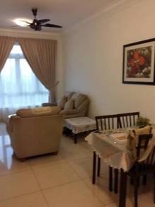 Golden Sand condo, Johor Bahru / CIQ / HSA / 1bedroom / fully furnish