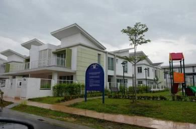 Double Storey Semi-D Taman Tropika Putra, Sungai Buloh
