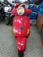 Year end clear stock vespa lx 150 used
