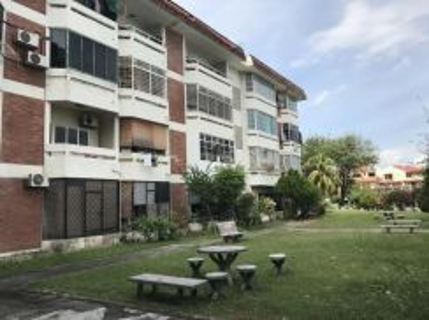 Cheras Taman Midah Jasmine Court Apartment 1310sf 2R2B FH