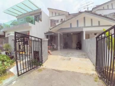 Double Storey Terrace House Damai Perdana, Cheras