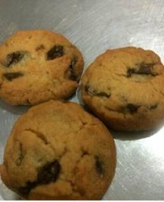 Choc chips cookies homemade