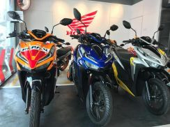2019 HONDA VARIO 150 (end year sale)