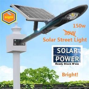 150W Solar Street Light Outdoor Waterproof