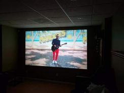 3D Projector Optoma home theater