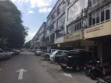 3rd Floor Shop House Taman Emas Batu 9 Cheras