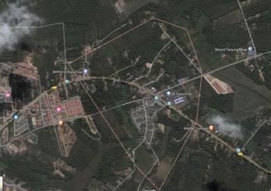 Rumah Baru Teres Satu Tingkat - Taman Pulai Sejahtera, Termeloh Pahang