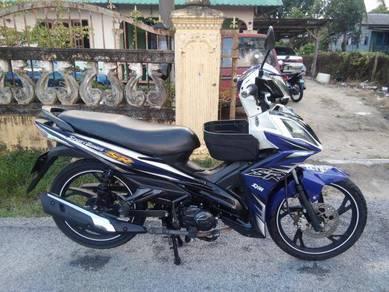 Sym Sport Class Tangan