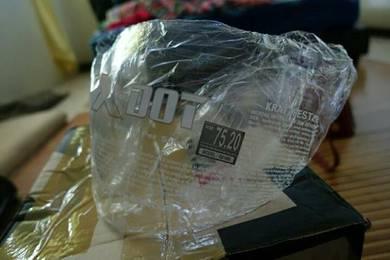 Visor clear untuk helmet x-dot g618n