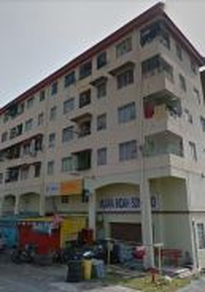 Rumah Jalan PJS4/27 Taman Medan Petaling Jaya tingkat 4