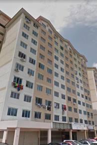 Apartment Cemara taman bukit segar jaya, batu 9 Cheras, tingkat 6