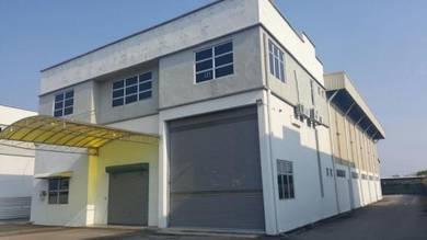 2 Storey Semi-D Light Industry at Taman IKS Juru Jaya - Sale