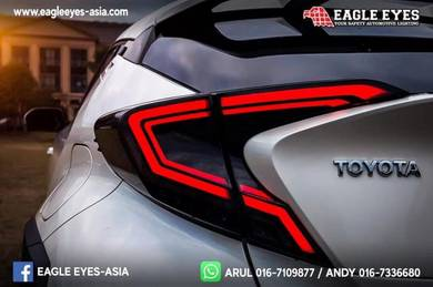 Toyota C-HR LED Sequential Signal Taillamp 17-19V2