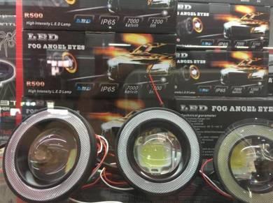 DND Fog lamp pointer universal 3.5 led ring white