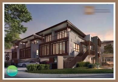 FREEHOLD [29'x70'] Cyberjaya 3 Storey Link Villa House Landed