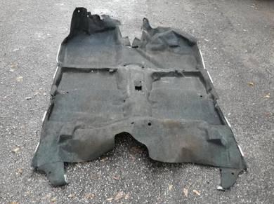 Karpet besar move L9 rs turbo hitam utk kenari
