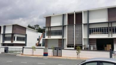 2sty Semi Detached Factory Com Industrial Park Balakong