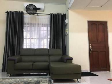 FULLY RENO 2sty house at Pjs 4 Taman Medan, Pj pjs 2