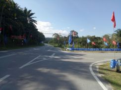 Semenyih large roadside housing industry