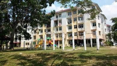 Puchong Putra Perdana, Rista Villa apartment Level 1