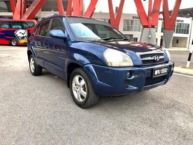 Used Hyundai Tucson for sale
