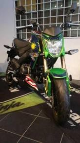 New Kawasaki Z125 Z 125 SE - Apex Motorsports