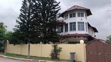 2 Storey Bungalow House Taman Sri Skudai