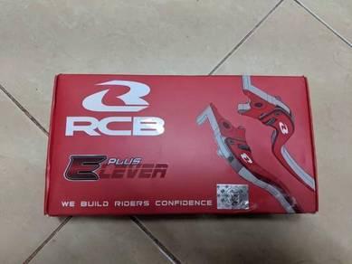 RS 150 RCB Brake & Clutch Lever Gold