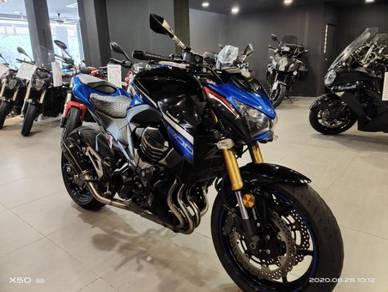 2016 Kawasaki z800 ABS mileage 8k km