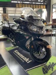 Kawasaki 1400GTR ABS