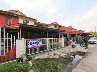 PALING MURAH Teres 2 Tingkat Taman Seri Sementa Kapar Indah Klang RENO
