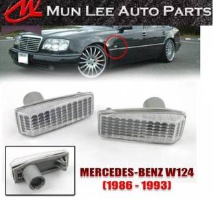 New Fender Lamp Mercedes W124 Clear Type