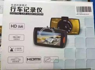 Digital car camcorder 2.7