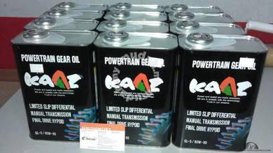 Kaaz LSD Gear Oil GL-5/80W-90