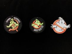 Fun patch - Ghostbusters and Comi Busters patches