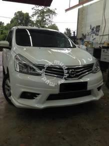 Nissan Livina 2013 Impul Bodykit