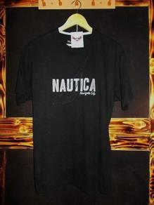 Nautica classic logo t-shirt