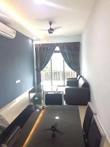 D'secret gardenkempas indah/3bedder/fully furnished