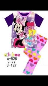 Pyjamas Minnie Mouse