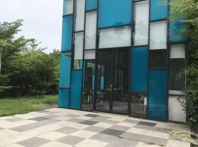 Shah alam bukit kemuning industrial land 1.1 acres