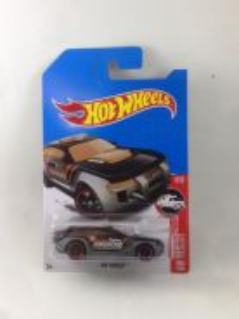 Hotwheels HTH HW Pursuit #1 Sheriff Black
