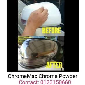 ChromeMax Chrome Powder Serbuk Krum Chrome