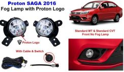 PROTON SAGA 2016 - 2017 Spot Light Fog Lamp