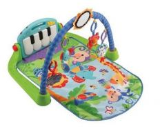 Baby gym piano