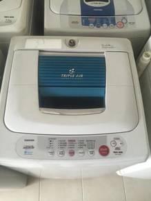 Mesin Basuh Toshiba FULLY AUTO 7kg