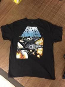 Tshirt star wars black