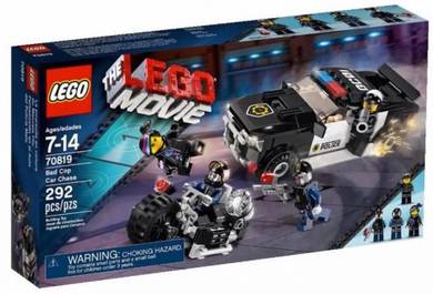LEGO 70819 Bad Cop Car Chase (2014)