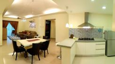 Putrajaya Puteri Palma Condo IOI Resort City (Fully Furnished)